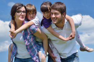 Podpora rodín s deťmi